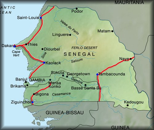 Michael Kozok Travel Africa Senegal